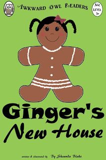 Ginger's New House children's #kindle book (free download 11/22/13)