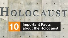 Holocaust education is crucial in preventing future genocides. Learn more about one of the darkest times in human history from our list of Holocaust facts. Facts About The Holocaust, Pray For Peace, Important Facts, We Remember, Social Studies, Fun Facts, Books To Read, Forget, Articles