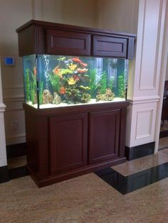 Custom Aquarium Stands Canopies : fish tank stand with canopy - memphite.com