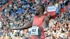 Bolt eyes 'possible' 200m world record in Rio after convincing London win