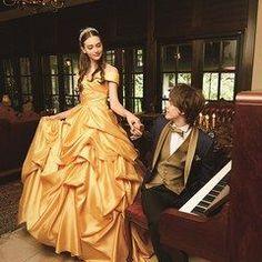 66320ff7e8c33 クラウディアからディズニープリンセスのウエディングドレス、シンデレラや白雪姫など6作品をモチーフ