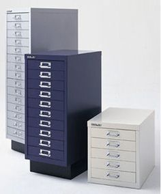 Similar File At Old Used Office Supply Store Multidrawers By Bisley