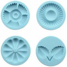 Amazon.com: Martha Stewart Crafts Silicon Mold, Alphabet: Arts, Crafts & Sewing