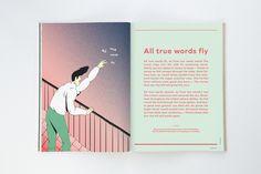 New Philosopher magazine on Behance