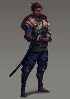 Fantasy Heroes, Fantasy Male, Fantasy Characters, Black Characters, Dnd Characters, Rogue Character, Character Art, Character Ideas, Character Concept