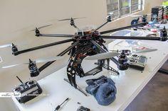 Octocopter Frames Kits - DIY Drones