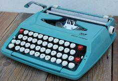 ..typewriter