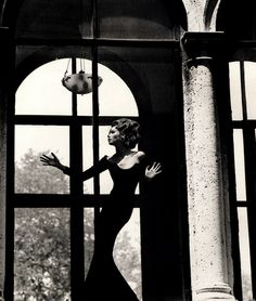 Christy Turlington by Steven Meisel for Vogue