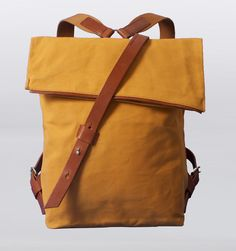 "Seventy Eight Percent Jurgen 15"" Laptop Backpack - Desert - Rushfaster.com.au Australia"