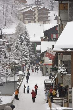 Zermatt, Switzerland.I would like to visit this place one day.Please check out my website thanks. www.photopix.co.nz