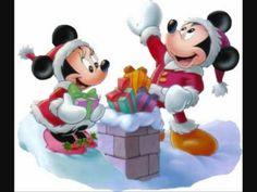 Disney Christmas, Mickey Mouse and Minnie Natal Do Mickey Mouse, Mickey Mouse E Amigos, Minnie Mouse Clipart, Minnie Mouse Christmas, Disney Clipart, Mickey Mouse And Friends, Mickey Minnie Mouse, Merry Christmas, Christmas Music