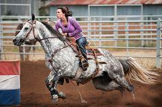 Custom Art Photography, http://rwlarson.zenfolio.com/, Rodeo Barrel Racing, Oregon, American West