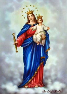 | NOVENA IN HONOUR OF MARY HELP OF CHRISTIANS #pinterest #mary DAY 1 O Mary, powerful help of those Christians who approach the throne of your mercy with trust! Listen to the prayers of your children who invoke your help to avoid sin and the occasions of sin...........Awestruck.tv
