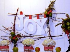 How to make a rustic holiday twig wreath>>  http://www.hgtv.com/holidays-and-entertaining/rustic-holiday-twig-wreath/index.html?soc=pinterest