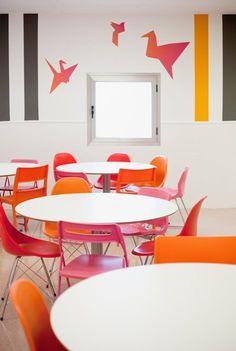 Privalia, Barcellona, 2012 - Denys & von Arend #colors #interiors
