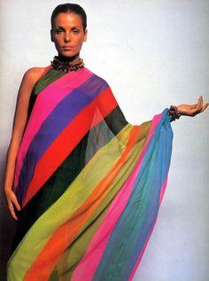 1967: Photo by Cecil Beaton