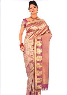 kerala wedding saree Kerala Wedding Saree, Saree Wedding, Bridal Sarees, Banarsi Saree, Indian Silk Sarees, Mehandi Designs, Saree Collection, Indian Dresses, Indian Wear