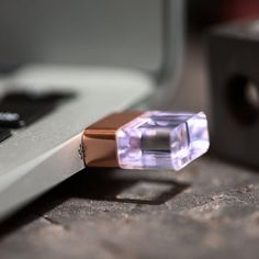 Leef Ice 64 GB Copper Flash Drive #Copper, #Design, #FlashDrive