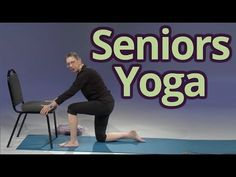 Third Age Yoga with Andy Gilats Episode 1 of 2 - Yoga for seniors - YouTube