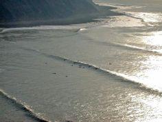 Sunset Surf #1 - Dec 2002