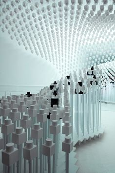 Odin Fragances by Snarkitecture. Pop up Store #retail #popupstore