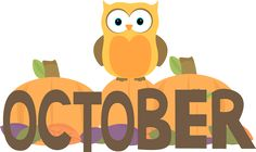 It's CURRENTLY October!