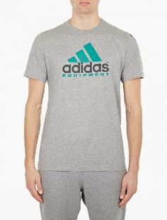 Adidas Originals Grey Equipment T-Shirt The adidas Originals Equipment T-Shirt for AW16, seen here in grey. - - - Crafted from premium cotton and cut to offer a relaxed fit, this t-shirt from adidas Originals features the brand™s distinctiv http://www.MightGet.com/january-2017-13/adidas-originals-grey-equipment-t-shirt.asp