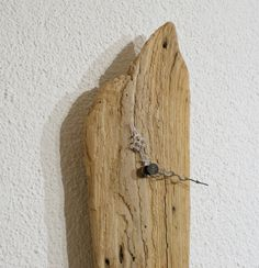 Treibholz - Wanduhr VII von nordic Art auf DaWanda.com