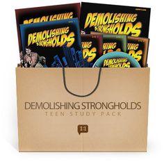 Demolishing Strongholds