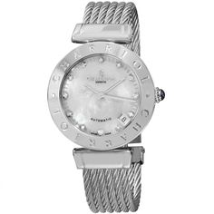 Established in 1983 by French entrepreneur Philippe Charriol, in Geneva, Charriol is a global prestige brand of timepieces, fine jewelry and accessories distributed worldwide. Their signature motifs include the Celtic Collection