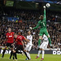absolutely amazing match for De Gea