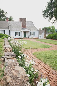 Ash Lawn-Highland, the historic home of James Monroe in Charlottesville