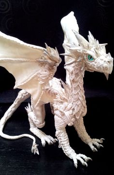 Custom Dragon Made to Order by MakoslaCreations on Etsy, $250.00