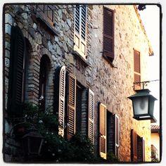 Lazise, merengebied Italië