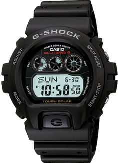 Casio G-Shock GW6900-1. I think this is the one I really want.