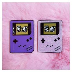 Gameboy Pokemon Yellow hard Enamel Pin Pikachu Ash Pokemon Go Gamer... ❤ liked on Polyvore featuring jewelry, brooches, enamel brooches, retro style jewelry, enamel jewelry, yellow jewelry and pin brooch