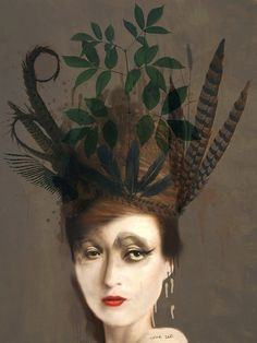 Disguises by Sarah Jarrett, via Flickr