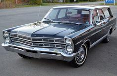 1967 Ford Country Sedan 289 | Bring a Trailer