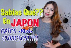 """SABIAS QUE?? En JAPON... """"Datos Curiosos y Mas"""""""