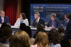 The gun violence epidemic