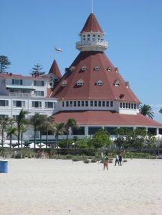 Hotel Del Coronado ~ San Diego, California