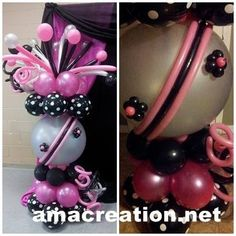 We love it! We can do it! Party Magic Tucson, AZ 928-310-3670 www.partymagicplease.webs.com  #Balloons #Party #Tucson