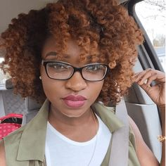 This Super Cute Chunky Twist Out demonstrates how to get defined curls for medium to long length natural hair in just a few simple steps!