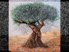 Η ελιά στις τέχνες Olive Tree, Autumn Activities, Moose Art, Environmental Education, Nature, Painting, Animals, Olive Oil, Kindergarten