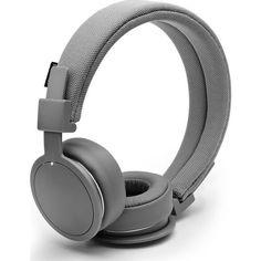 UrbanEars Plattan ADV Wireless On-Ear Headphones | Dark Grey