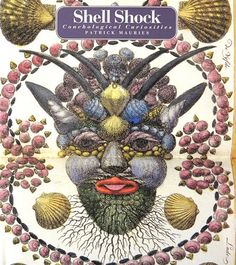 Shell Shock Conchological Curiosities Mauries 1st ed Seashells Art Design Decor | eBay