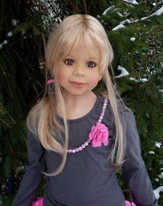 Brooklyn Blonde by Monika Levenig for Masterpiece Dolls