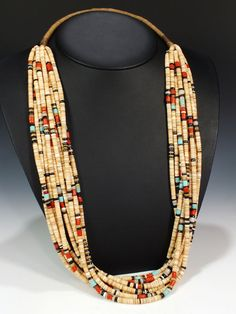 Native American Necklaces and Pendants from Navajo, Santo Domingo, Hopi  pueblodirect.com
