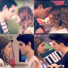 Violetta and her love life! I want to be her! XD