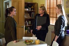 EastEnders: Sonia returns to help Bex - and confront Louise!